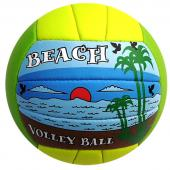 Soft Carbonium PVC Beach Volleyball